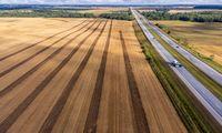 Registrų centras: žemės perleidimo sandorių mažėja, kainos auga