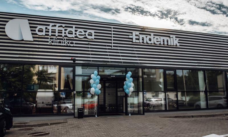 """Nauja """"Affidea"""" klinika Panevėžyje. Įmonės nuotr."""