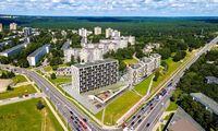 """""""Merko būstas"""" sostinės Žirmūnuose braižo beveik 200 butų"""