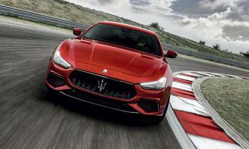 """""""Maserati"""" vairavimo akademija – kvapą gniaužianti patirtis"""