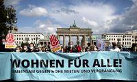 Berlyno gyventojai referendume pritarė kraštutinumams sprendžiant būsto krizę