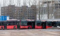 Vilniaus viešojo transporto profsąjunga inicijuoja streiką