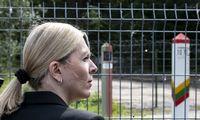 A. Bilotaitė: Lietuva siūlo ES taisyklėse leisti neteisėtų migrantų apgręžimą pasienyje
