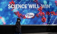 """""""Pfizer"""" testuoja apsauginį preparatą nuo užsikrėtimo SARS-CoV-2"""