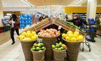 Rugpjūtį mažmeninės prekybos įmonių apyvartakilo10,4%