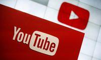 """Rusija grasina suvaržyti galimybes šalyje naudotis """"YouTube"""""""
