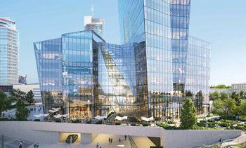 Verslo centrams išskirtinės architektūros nepakanka: investuotojams reikia tvarumo