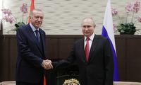 R. T. Erdoganas ir V. Putinas aptarė glaudesnį bendradarbiavimą gynybos pramonės srityje