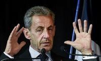 Prancūzijos eksprezidentui N. Sarkozy skirta vienų metų laisvės atėmimo bausmė