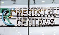 Valo juridinių asmenų registro skeletus: iki 2025 m. išregistruos 85.000 neveikiančių įmonių