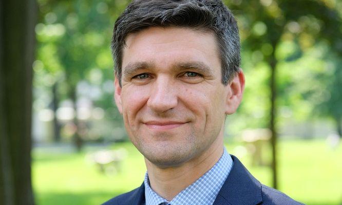 Simonas Krėpšta, Lietuvos banko valdybos narys. Vladimiro Ivanovo (VŽ) nuotr.