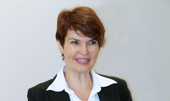 """Laura Guobužaitė, """"Fintech Lithuania"""" vadovė. VŽ nuotr."""
