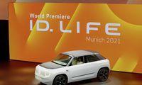 "Kukli, bet svarbi ""Volkswagen"" naujiena"