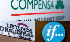 Finansų sektoriaus lyderiai: draudikai nurungė bankus