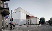 Išrinkta geriausia sostinėsCentro poliklinikos priestato architektūrinė idėja