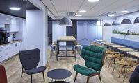 """""""Technopolis HUB"""" mažų biurų koncepcija pasklis po visą biurų miestą"""