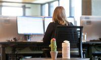 Pamažu grįžtame į biurus: laukia finansiniai iššūkiai
