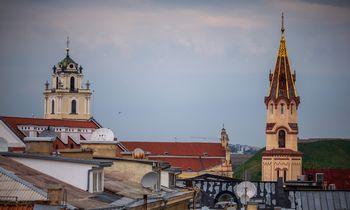 Vilniaus 700 metų sukakčiai– 8,7 mln. Eur