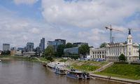 Vilniaus savivaldybė nutraukė Neries krantinės tvarkymo sutartį, skelbs naują konkursą