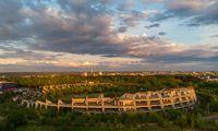 Ant Vilniaus savivaldybės tarybos stalo – nacionalinio stadiono sutartis