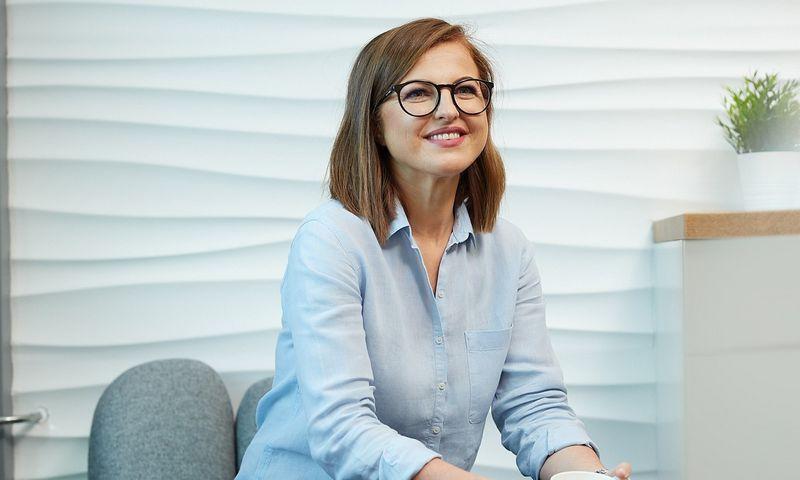 """Sandra Daukšienė, """"Philip Morris Baltic"""" žmonių ir kultūros vadovė. Bendrovės nuotr."""
