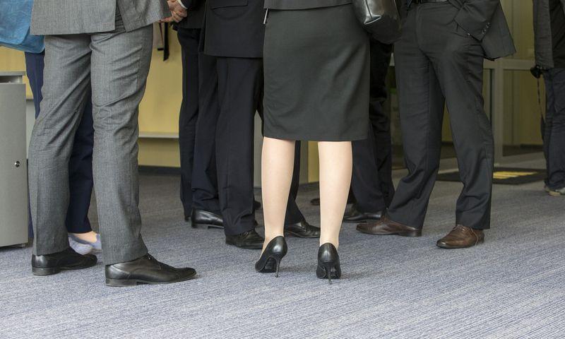 Nedidelės šalies nacionalinis biurokratinis aparatas viršija visų ES valdininkų skaičių. Vladimiro Ivanovo (VŽ) nuotr.