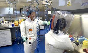 Bioterorizmas: pavojai iš mokslininkų mėgėjų garažų