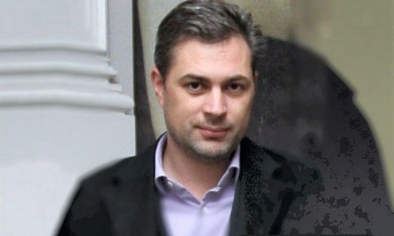 """Inrem Finance"" vadovas Andrejus Ryabtsevas."