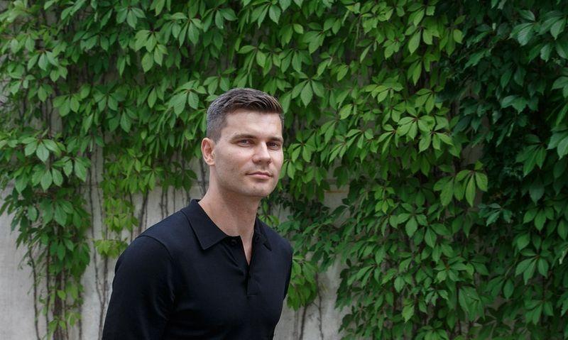 """Šarūnas Stepukonis, """"BaltCap"""" fondų valdytojas. Juditos Grigelytės (VŽ) nuotr."""