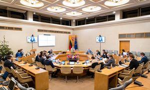 Kartu su 2022 m. biudžetu iš mokestinių pokyčių planuojamas tik NPD pakėlimas