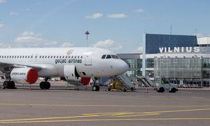 Lietuvos oro uostai mokės 1 Eur dividendų