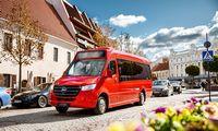 """Pirmasis """"Kautros"""" projektas Vilniuje – keleivių vežimas lietuviškais elektrobusais"""