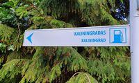 Kaliningrade į prekybos centrus įleis tik pasiskiepijusius