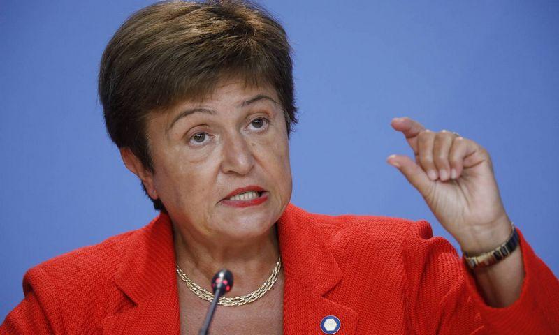 "Kristalina Georgijeva, TVF vadovė. ""Scanpix"" nuotr."