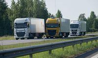 """Transporto """"gazelės""""dar sugeba augti, bet ar ilgai: vis dažniau žvilgsnis krypsta į Lenkiją ar kitur"""