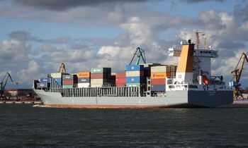 Euro zonos eksportas šiemet pašoko 15%, iki 1,6 trln. Eur