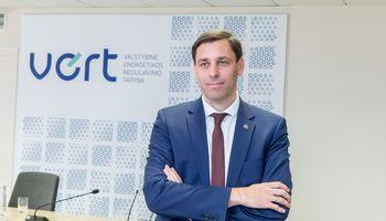 """VERT vadovas: """"Ignitis"""" gali tekti skolintis iki 170 mln. Eur"""