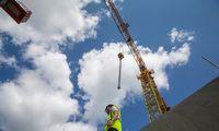 Statistikos departamentas: statybos darbų šiemet atlikta 1,5% daugiau
