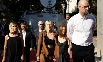 "Kultūros ministerijos premija – Venecijos kino festivalio ""Juodojo liūto"" laureatams"