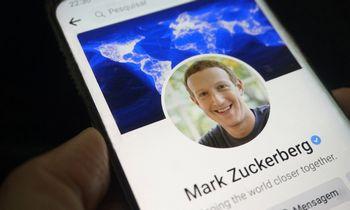 """Pastarojo mėnesio """"Facebook"""" problemos gali būti tik ledkalnio viršūnė"""