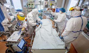 Paramą ligoninėms suteikę verslininkai dėl PVM atskaitos atsimušė į kietą VMI sieną