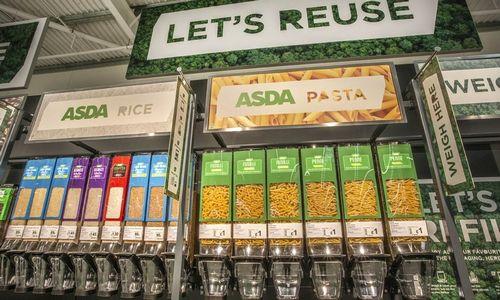 """""""Asda"""" eksperimentuoja parduodama nesupakuotas prekes, Lietuvoje tendencijos kitokios"""