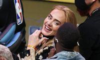 Britų dainininkės Adele's gerbėjams – naujas albumas po šešerių metų