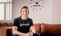 """Latvių startuolio """"Printify"""" įkūrėjas: tapsime kitu Latvijos vienaragiu"""