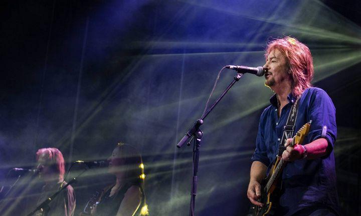 """Britų roko grupės """"Smokie"""" koncertų tvarkaraštyje – Biržai"""