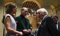 """Princas Williamas išdalijo savo įsteigtą """"Nobelio aplinkosaugos premiją"""""""
