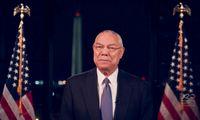 Nuo COVID-19 komplikacijų mirė buvęs JAV valstybės sekretorius C. Powellas