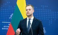 G. Landsbergis pasigenda migracijos problemos prioritetizavimo ES lygiu