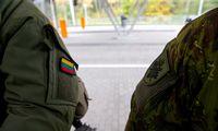 VRM: saugoti sieną su Baltarusija pasitelktos papildomos kariuomenės pajėgos