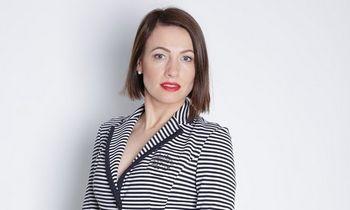 """V. Norušaitė paskirta """"Compensa Vienna Insurance Group"""" personalo vadove"""